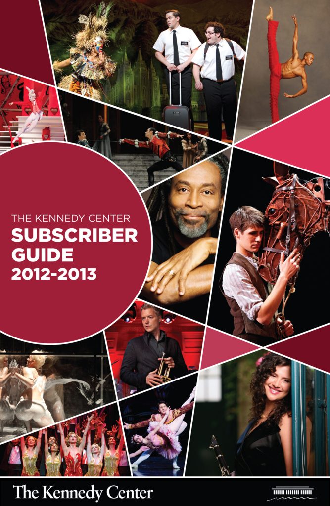 Kennedy Center Subscriber Guides