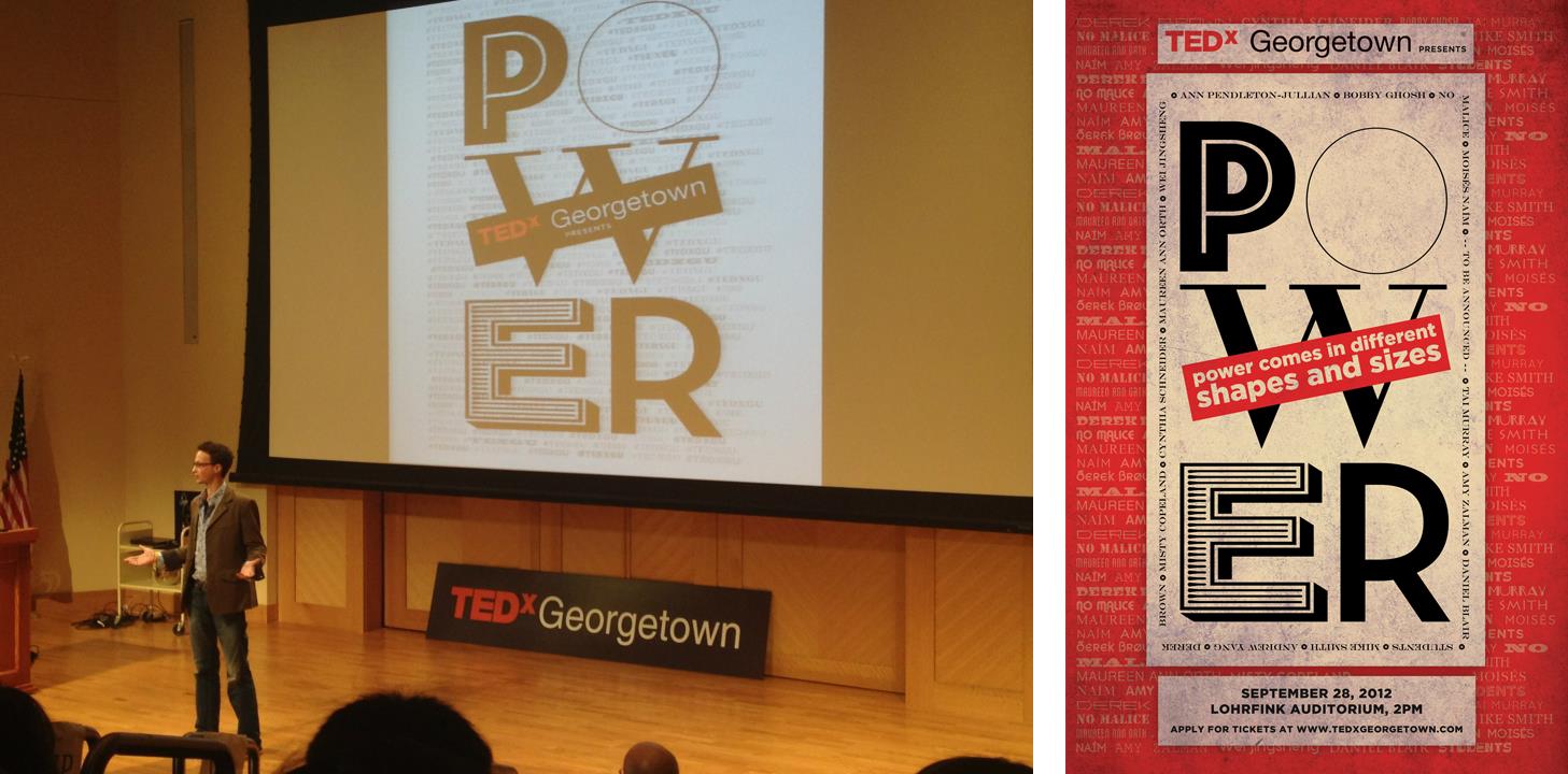 TEDxGeorgetown 2012